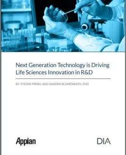 Next Generation Technology is Driving Life Sciences Innovation in R&D