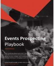 Events Prospecting Playbook