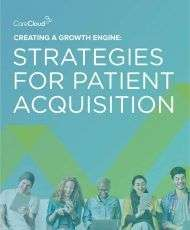 Creating a Medical Practice Growth Engine
