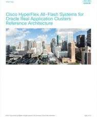 Powering Oracle Databases: How hyperconverged infrastructure makes it easy