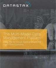 The Multi-Model Data Management Platform