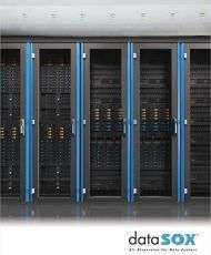 Fabric Air Dispersion System Provides Energy- Efficient Cooling Solution for Data Centers
