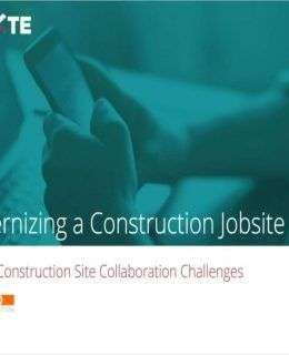 Modernizing a Construction Jobsite