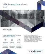 HIPAA-compliant cloud