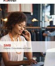SMB Expand, Consolidate and Save
