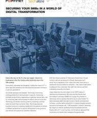 Securing Your SMBs in a World of Digital Transformation