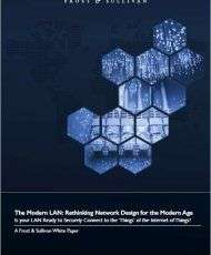 The Modern LAN: Rethinking Network Design for the Modern Age