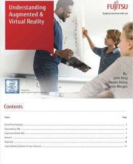 Experiencing Learning with Augmented & Virtual Reality