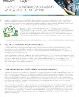 Step Up To Ubiquitous Security With A Virtual Network
