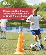 Changing the Game: Insurance Needs Rise as Youth Sports Spike