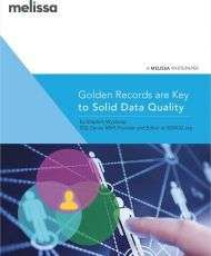 Golden Records are Key to Solid Data Quality