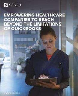 Empowering Health Care Companies to Reach Beyond the Limitations of QuickBooks