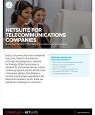 A Unified Platform to Wire Your Telecommunications Business For Success