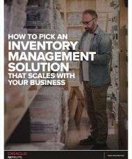 How to Pick an Inventory Management Solution that Scales with Your Business