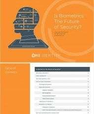 Is Biometrics the Future of Security?