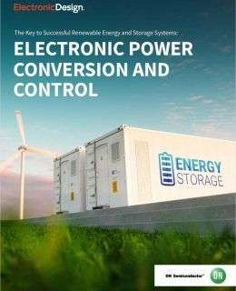 The Key to Successful Renewable Energy and Storage Systems:  Electronic Power Conversion and Control