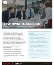 A Pathway to Success
