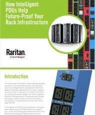 How Intelligent PDUs Help Future-Proof Your Rack Infrastructure
