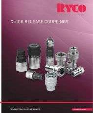 Ryco Quick Release Couplings