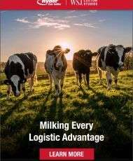 Milking Every Logistic Advantage
