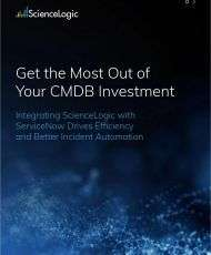 Get the Most Out of Your CMDB Investment