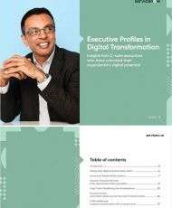 Executive Profiles in Digital Transformation