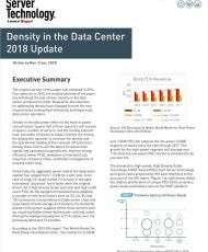 Density in the Data Center 2018 Update