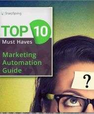 Top 10 Agency 'Must Haves' for Marketing Automation