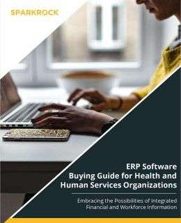 ERP Software Buying Guide for Health and Human Services Organizations