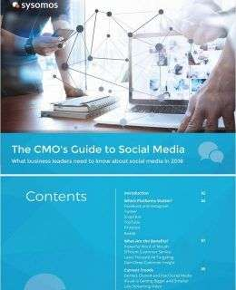 CMO Social Media Guide: Everything is Still Different