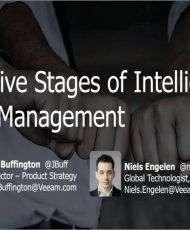 The Journey toward Intelligent Data Management