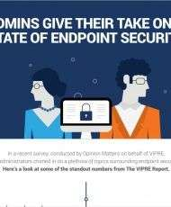 IT Admins Give Their Take on the State of Endpoint Security