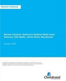 Market Outlook: Software-Defined Wide-Area Network