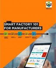See how Meat and Poultry Manufacturers are gaining ground with the Smart Factory 101 Ebook for Food Companies.