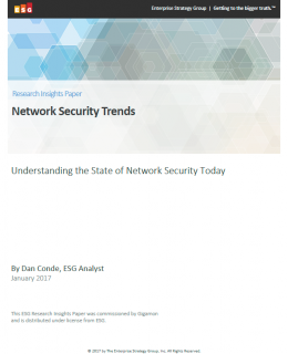 wp esg research insights gigamon state of network security cover 260x320 - ESG Research Report