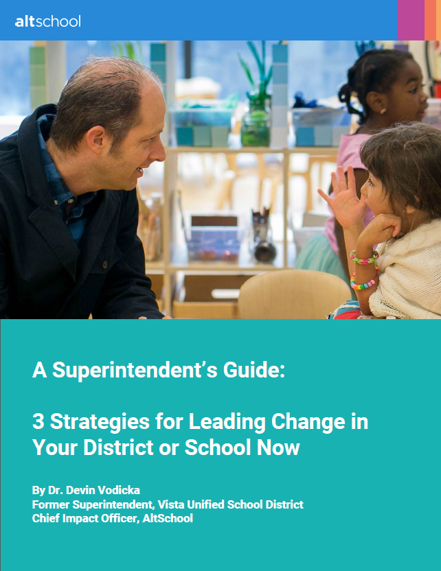 3 Strategies For Leading Change in Your District Now cover 1 - 3 Strategies For Leading Change in Your District Now