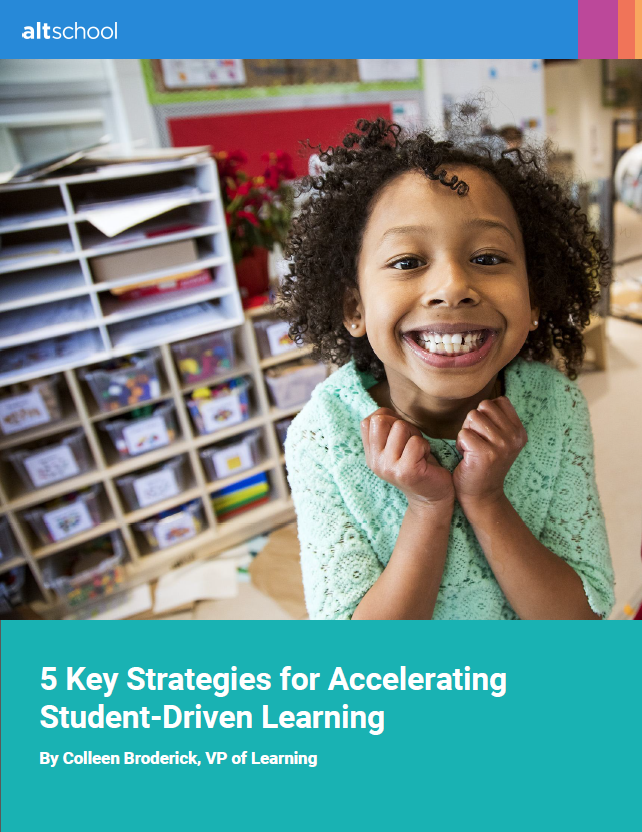 5 Key Strategies for Accelerating Student Driven Learning cover - 5 Key Strategies for Accelerating Student-Driven Learning