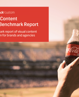eBook Visual Content Benchmark Report 2018 Cover 260x320 - Visual Content Benchmark Report 2018