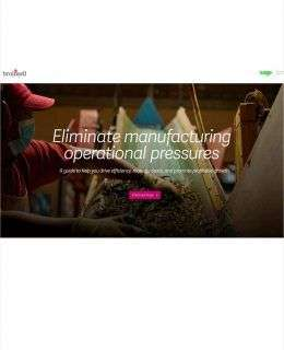 Eliminate Manufacturing Operational Pressures