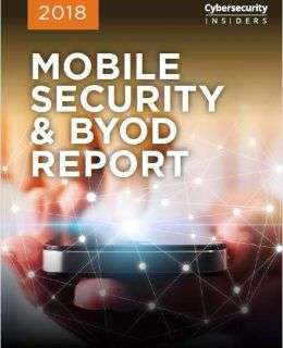 2018 Mobile Security & BYOD Report