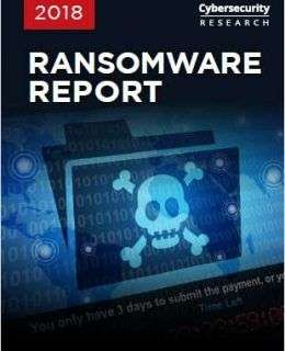 2018 Ransomware Report