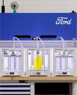 How Ford is reinventing efficient manufacturing with Ultimaker 3D printers