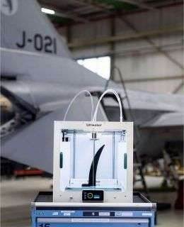 Royal Netherlands Air Force: Reducing maintenance time with 3D printing