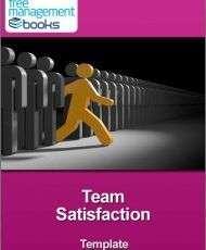 Team Satisfaction Template
