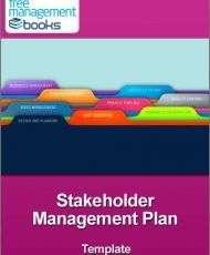 Stakeholder Management Plan Template