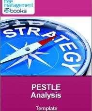 PESTLE Analysis Template