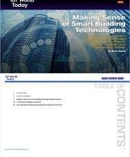 Making Sense of 12 Smart Building Technologies