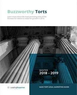 Mass Tort Legal Marketing Guide