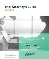 The Trial Attorney's Guide to SEO
