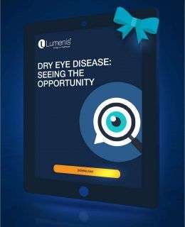 Dry Eye Disease: Seeing the Opportunity